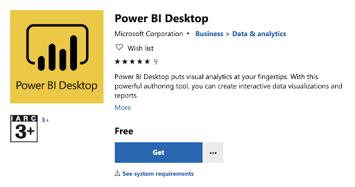 Power Bi Desktop For Mac Free Download